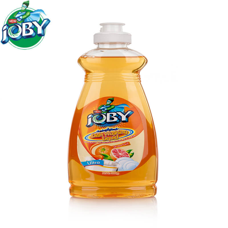 2x Concentrate Dishwashing Liquid Orange JOBY