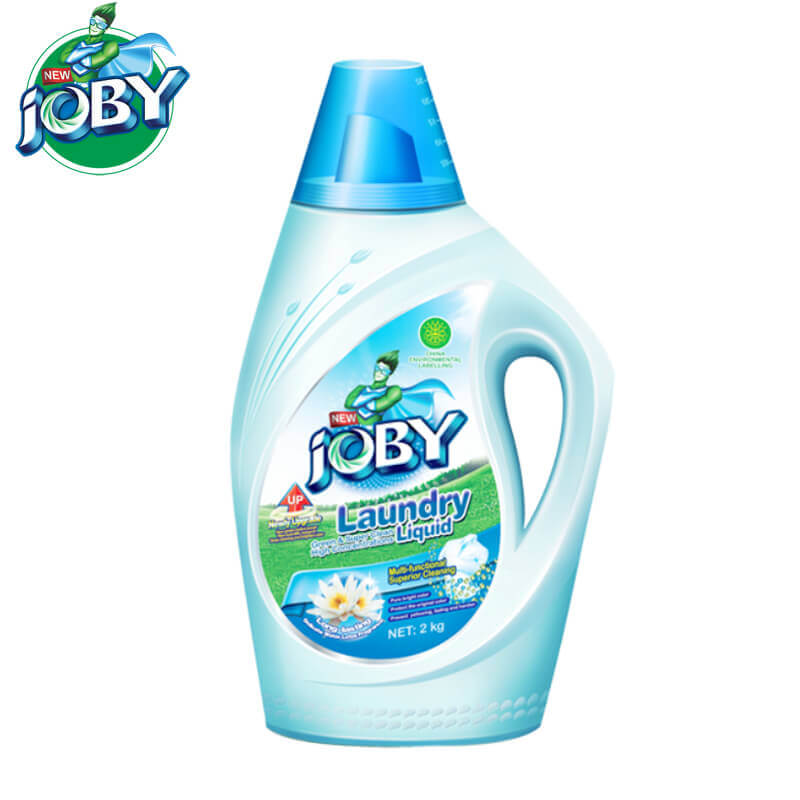 High Concentrated Laundry Liquid Water Lotus JOBY