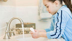 Choose Soap First When Washing Your Hands