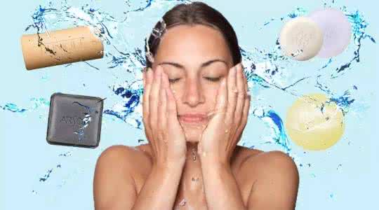 Precautions For Washing Your Face With Soap