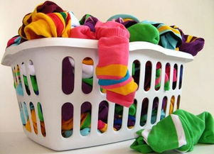 With Laundry Detergent, Clean Your Socks Clearly