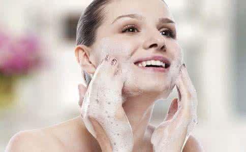 You'd Better Use Cleansing Soap to Wash Your Face