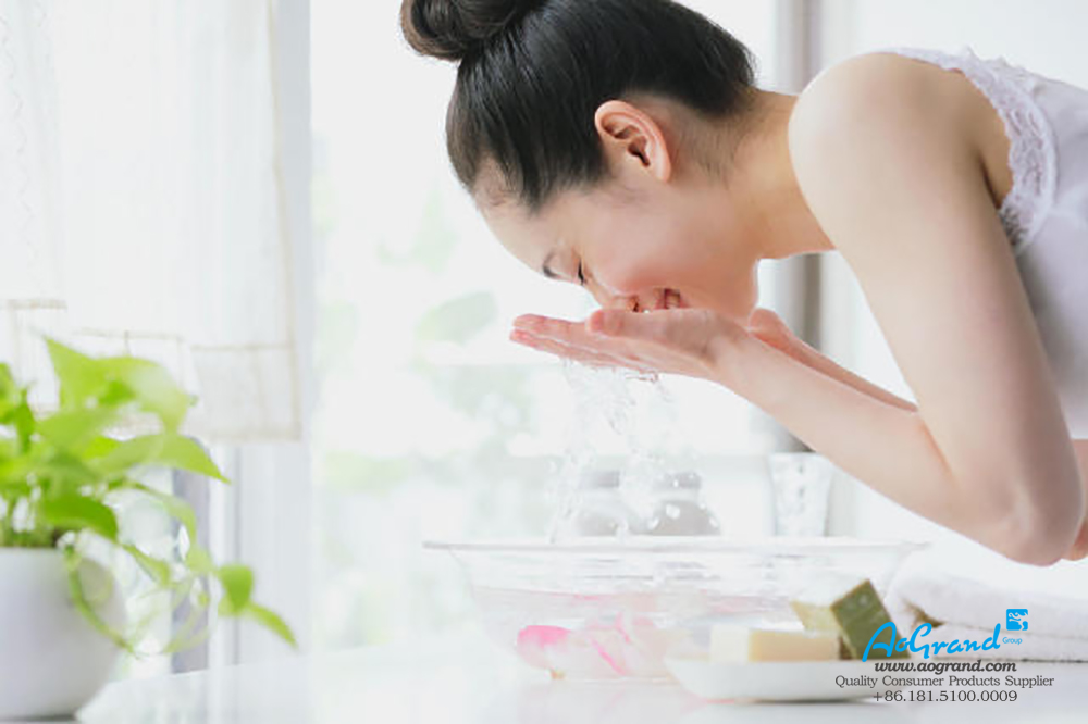Soap Can Be Used to Wash Your Face