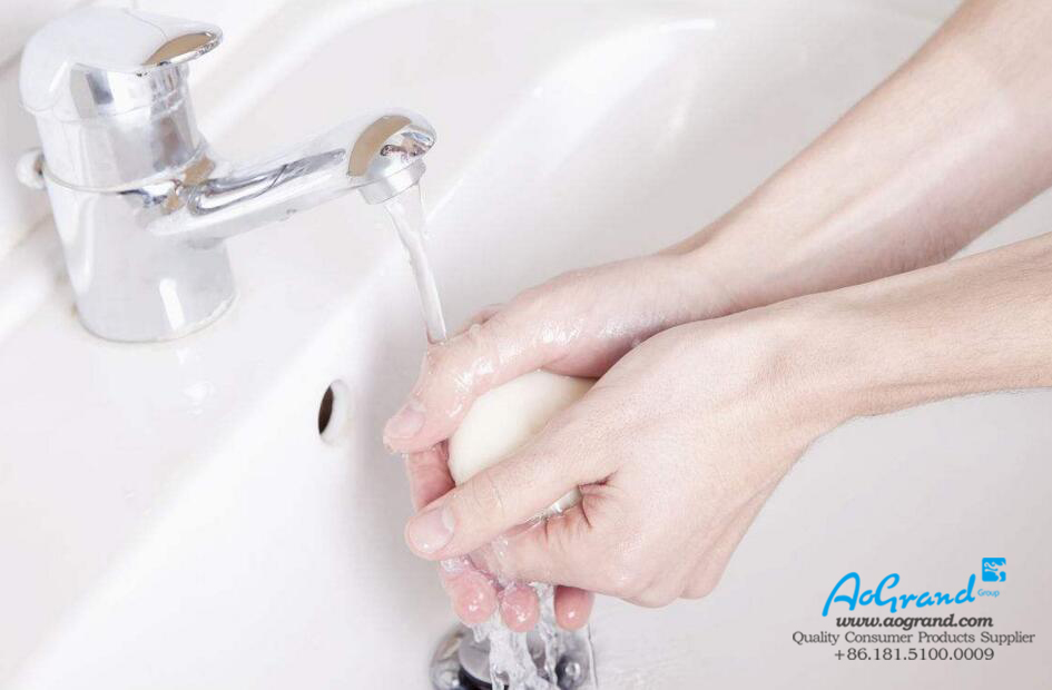 Washing Your Hands With Soap Is More Hygienic