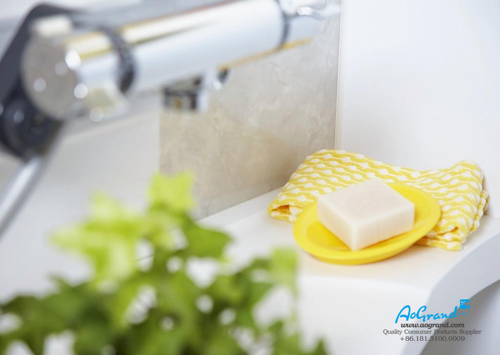 Soap Is Used Much in Daily Life